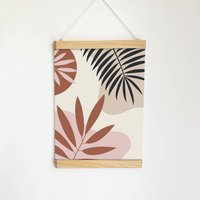 Leaf Abstract 03 Art Print