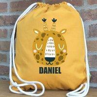 Pe Kit Bag Animal Smiles