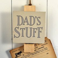 Big Peg 'Dad's Stuff'