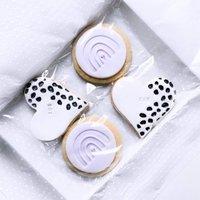 Personalised Boho Sugar Cookies Gift