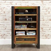 Shoreditch Media Shelving Cabinet