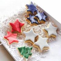 Mini Christmas Biscuit Set