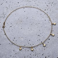 Personalised Star Station Necklace
