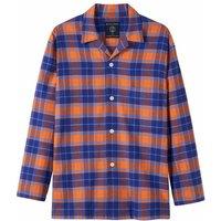 Mens Pyjamas Tangerine Dream Tartan Flannel
