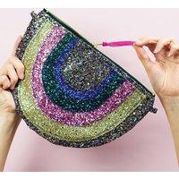 Rainbow Glitter Handbag