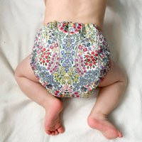 Liberty London Reusable Nappy With Insert Pocket