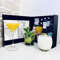 Mocktail Gift Box Non Alcoholic Cocktail Gift Set