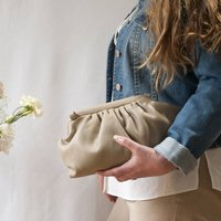 Cloud Soft Italian Leather Handbag