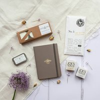 The Thoughts Box Mindfulness Letterbox Gift Set