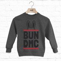 Bun Dmc Unisex Children's Hip Hop Rabbit Sweatshirt