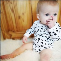 Dog Spot Baby Body Suit