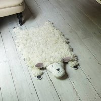 Shirley Sheep Animal Rug