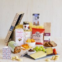 Lincolnshire Cheese And Treats Hamper