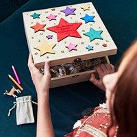 Personalised Family Advent Calendar Box