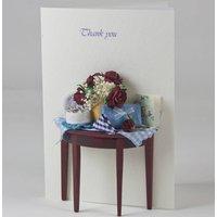 Tea And Cake Thank You Card