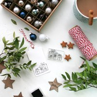 Christmas Presents Clear Stamp
