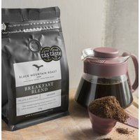 Breakfast Blend Brazil And Rwanda Ground Coffee