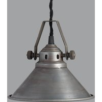 Minnie Antique Zinc Pendant Light