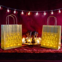 Diwali Party Decoration, Paper Lantern Bag