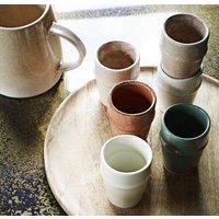 Handmade Stoneware Cups