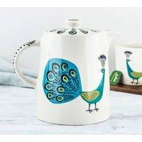 Peacock Teapot