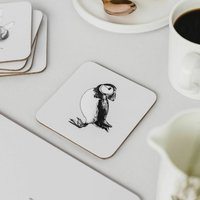 Puffin Coaster