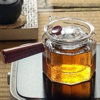 Japanese Style Glass Teapot