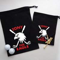 Personalised Golfers Bag 'The Eagle'