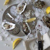 Oyster Serving Set