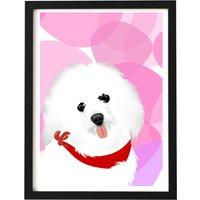 Coton De Tulear Dog Art