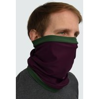 Aubergreen Neck Warmer Snood