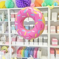 Doughnut Party Balloon