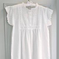 Polo Short Sleeve Cotton Nightdress