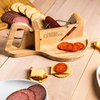 Sausage And Cheese Guillotine