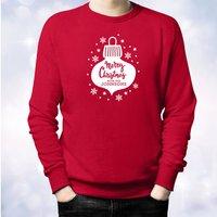 'Christmas With The...' Personalised Christmas Sweatshirt