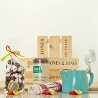 Tea Lovers Hamper Gift Crate