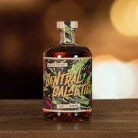 Central Galactic Spiced Rum, Taste The Galaxy