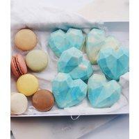 Cake Truffles And Macarons Set