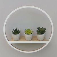 Wooden Circle Shelf | New For 2020