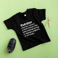 Toddler Definition T Shirt