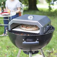 Portable Gourmet Bbq Pizza Oven