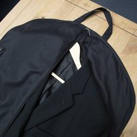 Cotton Travel Garment Carrier
