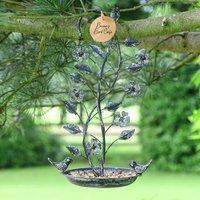 Personalised Hanging Garden Bird Feeder