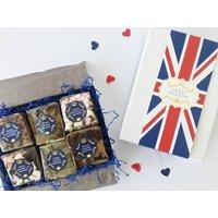 British Luxury Vegan Brownie Box