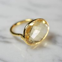 Flora Cocktail Ring