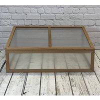 Wooden Framed Polycarbonate Coldframe