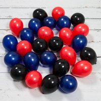 Pack Of 28 Pirate Mini Balloons