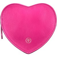 Personalised Nappa Leather Makeup Bag Mirabella L