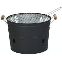 Round BBQ Bucket