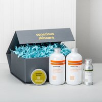 Mens Gift Set: Conscious Man Organic Body Collection